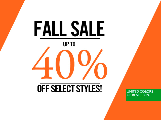 Save up to 40% off Select Styles. Free Shipping on $99 or more.
