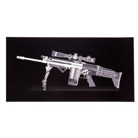 SCAR 17 Rifle