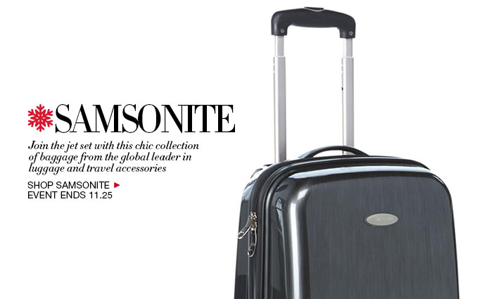 Shop Samsonite