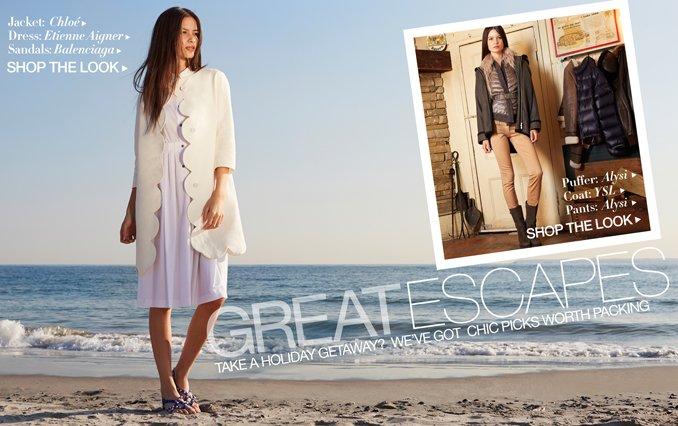 Great Escapes Beach Holiday The Look Women
