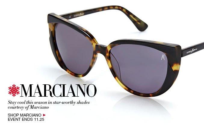 Shop Marciano Sunglasses