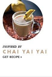 Rouen Inspired By Chai Yai Yai. Get Recipe