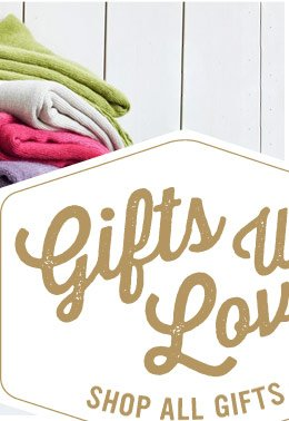 Gifts we love. Shop all gifts