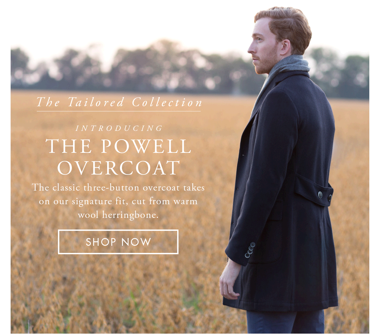 The Powell Overcoat