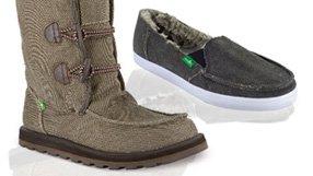 Sanuk Footwear for Women