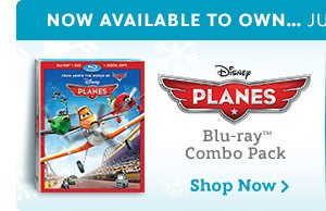 Planes Blu-ray Combo Pack | Shop Now