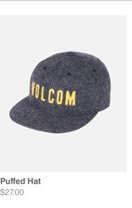 Puffed Hat