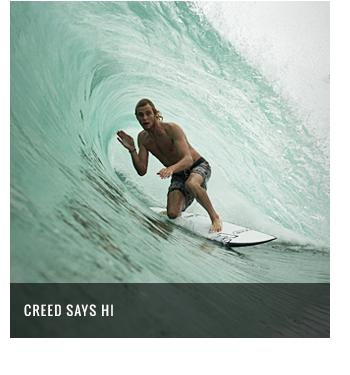 Creed Says Hi