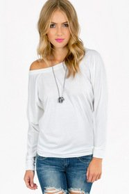 Layla Off Shoulder Sweater 29