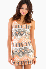 Lush Life Bodycon Dress 47
