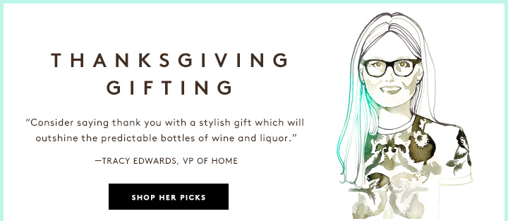 How will you thank your holiday hosts? A perfect present from Barneys should do...