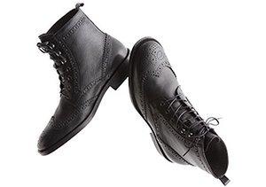 The Boot Shop: Wingtips & Brogues