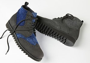 The Boot Shop: Rugged