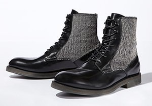 The Boot Shop: Military Inspired