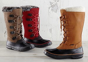 The Boot Shop: Winter Styles