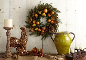 Thanksgiving Prep: Finishing Touches