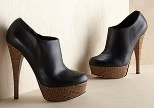 The Boot Shop: Designer Styles