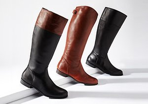 The Boot Shop: Knee-High Styles