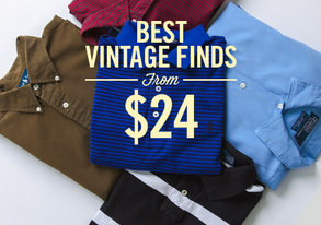 Shop Best Vintage Finds from $24