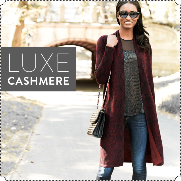 LUXE CASHMERE