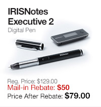 IRISNotes Digital Pen