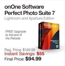 onOne Photo Suite 7
