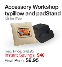 Accessory Workshop for iPad