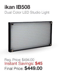 ikan Studio Light
