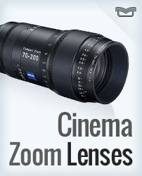 Cinema Zoom Lenses