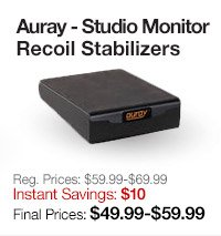 Auray Recoil Stabilizer