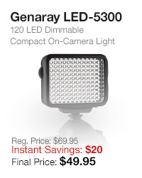 Genaray LED Light