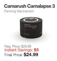 camarush Camalapse 3