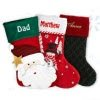 Personalized stockings under $20