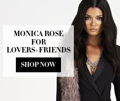 Monica Rose For Lovers + Friends