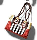 HENRI BENDEL BARREL BAG ORNAMENT