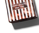 HENRI BENDEL SHOPPNG BAG ORNAMENT