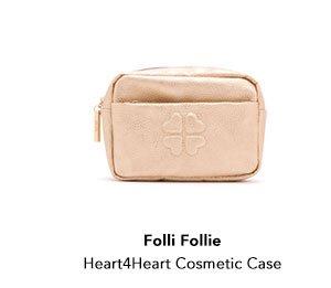 Folli Follie Heart4Heart Cosmetic Case
