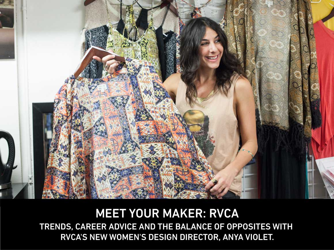 Meet Your Maker: RVCA