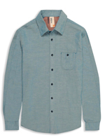 Plectrum Melange Oxford Shirt