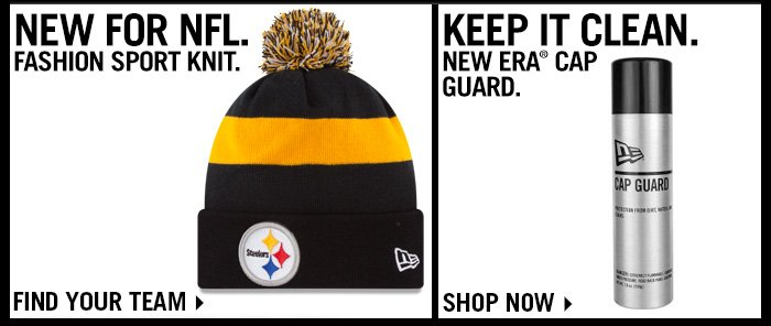 NFL Knits and Cap Cleaner