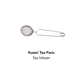 Kusmi Tea Paris Tea Infuser