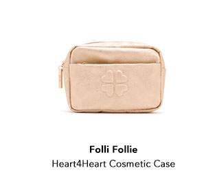 Folli Follie Heart4Heart Cosmetic Case
