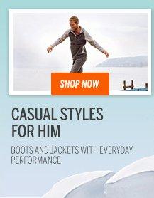 Shop His Casuals
