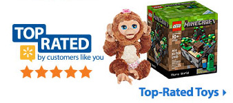 Top-Rated Toys