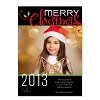 Free shipping on holiday greeting cards