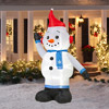 Holiday inflatables for less