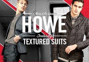 Shop New Howe ft. Textured Suits