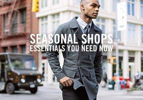 Shop Seasonal Shops