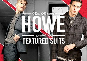 Shop New Howe ft. Textured Suits