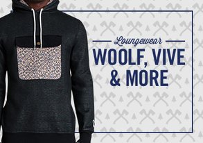Shop Loungewear: Woolf, Vive & More